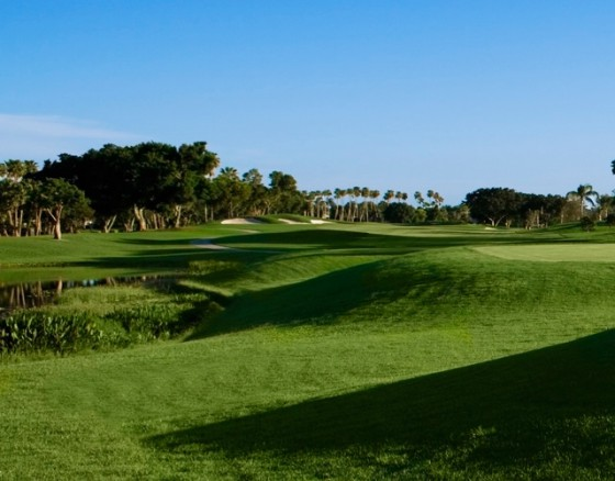 The most westerly Course in Portugal