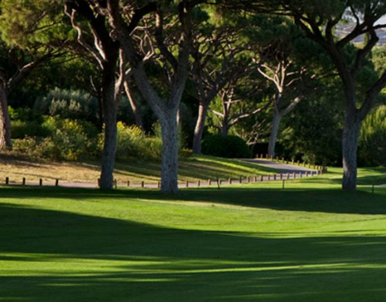 Literally, the Oldest Course in Vilamoura.