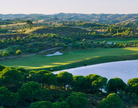 <p>The Monte Reiresort is set in the picturesque foothills of the Eastern Algarve, with sweeping views of the Serra do Caldeirao mountains to the north and the Atlantic Ocean to the south. The first of two Jack Nicklaus Signature Golf Courses Monte Rei North opened for play in June 2007. This par 72 Championship golf course measuring 6567m from the Tournament tees is a truly unique design with water coming into play on eleven of the eighteen holes, the golf course features an enjoyable series of eight par4s, five par3s and five par5s in a challenging and distinctive layout. The golf courses presentation is highly individual, each hole a design gem blending effortlessly into this natural canvas, from its ingeniously shaped and sculptured bunkers, to the impressive presentation and attention to detail making every hole as remarkable as the next. Fairways and greens are bordered by several lakes, indigenous plants, native grasses and trees adding drama to the landscape, and providing golfers with unforgettable moments to cherish in this unique and tranquil golf environment. One of the finest courses on the Algarve and voted in the top ten in continental europe.</p>