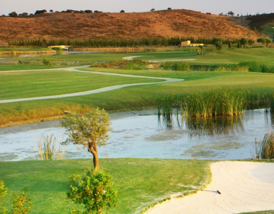 <p>  Designed by Severiano Ballesteros, Quinta do Vale Golf Resort features an 18hole Championship layout including 6 Par5´s, 6 Par4´s and 6 Par3´s. Superbly integrated into the landscape and with stunning views over the Guadiana River, the course sits in a natural valley overlooked by the Clubhouse.At Quinta do Vale, players will notice Seve´s creativity as well as his promise To please everyone no matter what their handicap is. The course is enhanced by numerous dogleg holes, wide fairways and obstacles all set in breathtaking surroundings&hellipThe challenge awaits you at Quinta do Vale Golf Resort.</p>